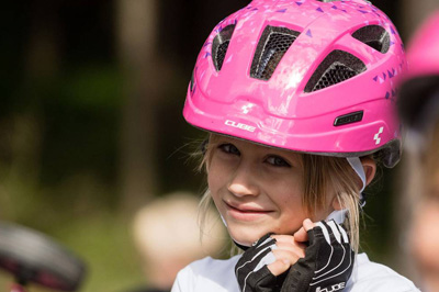 CUBE Equipment - Kask