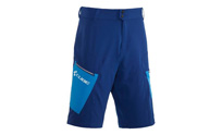CUBE TOUR Shorts incl. Inner Shorts blue